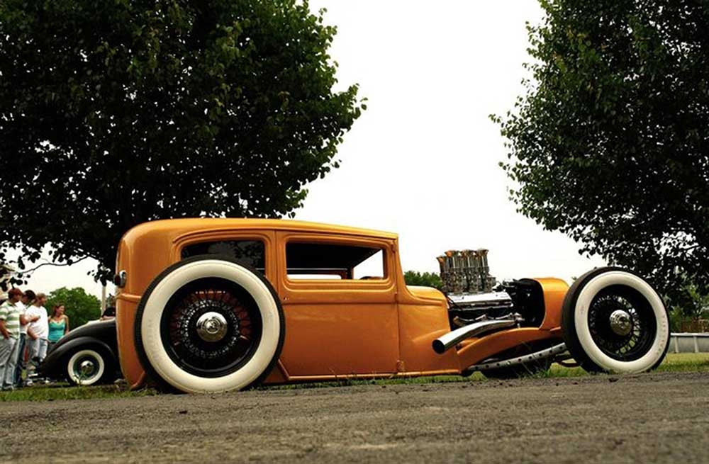 Pierce Arrow Hot Rod
